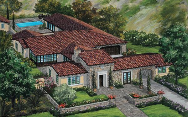 The Estates at Del Sur. New homes in Del Sur.