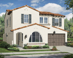 New homes in Carlsbad at Montecina