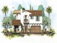 New Crest Court New single family homes in Caralsbad, CA