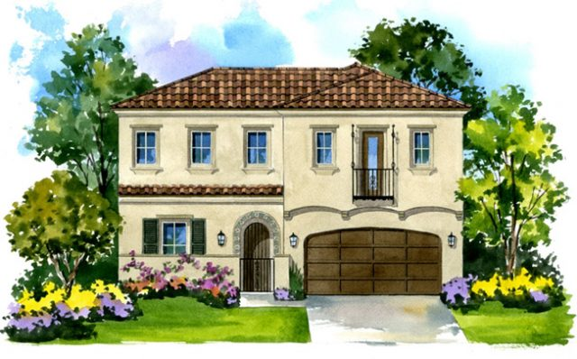 New Homes in Del Sur at Preston - New homes in North County San Diego