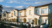 New townhomes in Del Sur at Garretson