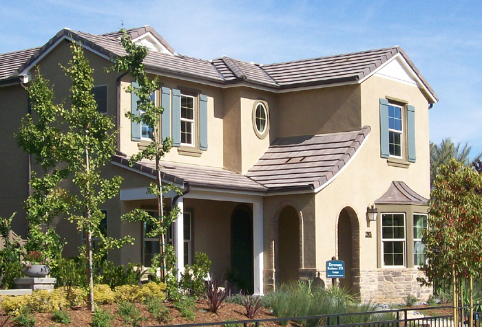 New homes in Harmony Grove Village at Andalucia
