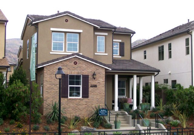 new construction homes for sale in Harmony Grove Village in North County San Diego. Seabreeze.