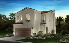New homes in Vista, CA. Serra by Shea. New construction single family homes.