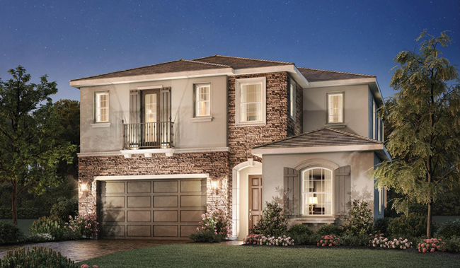 Vistas at Robertson Ranch. New homes for sale in Carlsbad