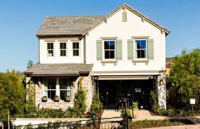 Picture of Corzano. New homes in North County San Diego. New homes for sale.