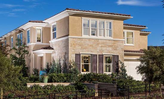 Picture of Toscana. New homes North County San Diego. New homes for sale.