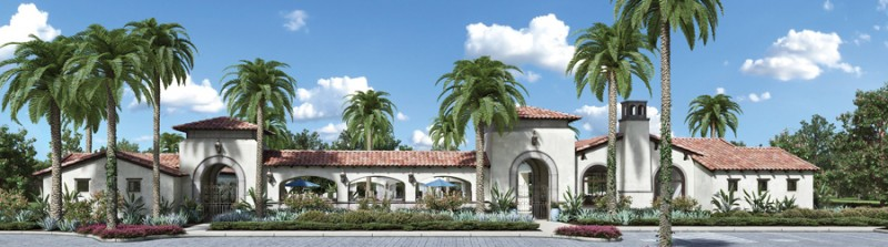 new homes in Carlsbad at Robertson Ranch Masster Planned Community by Toll Brothers