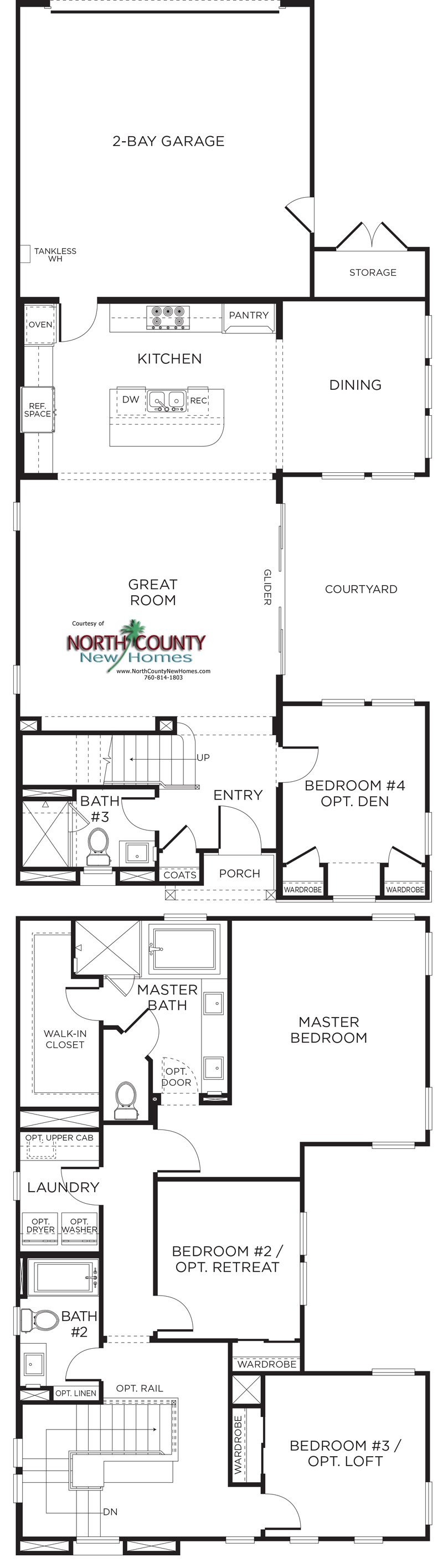 CANTERRA Floor Plans New Pacific Highlands Ranch Homes on ranch homes with windows, split level homes with floor plans, ranch homes with landscaping, craftsman homes with floor plans,