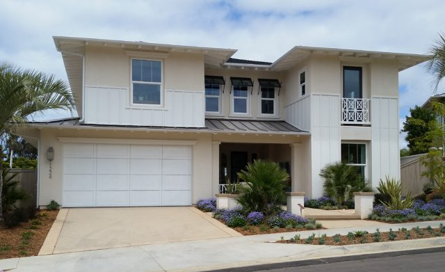 new construction homes for sale in Carlsbad at Lanai