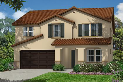 New homes in Escondido at Lexington by KB Home Plan 2