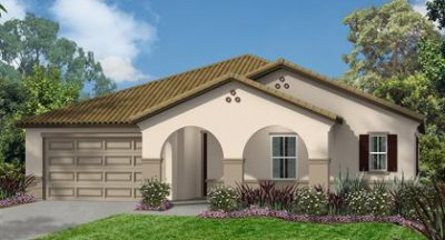 New homes in Escondido, CA at Lexington by KB Home. One and two story new single family homes. Residence one.