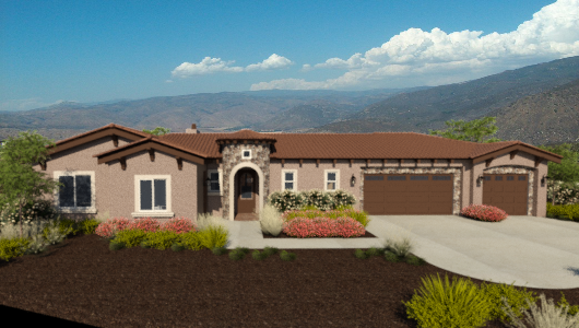 Circa De Loma New Homes In Fallbrook 1 Amp 2 Story Gated