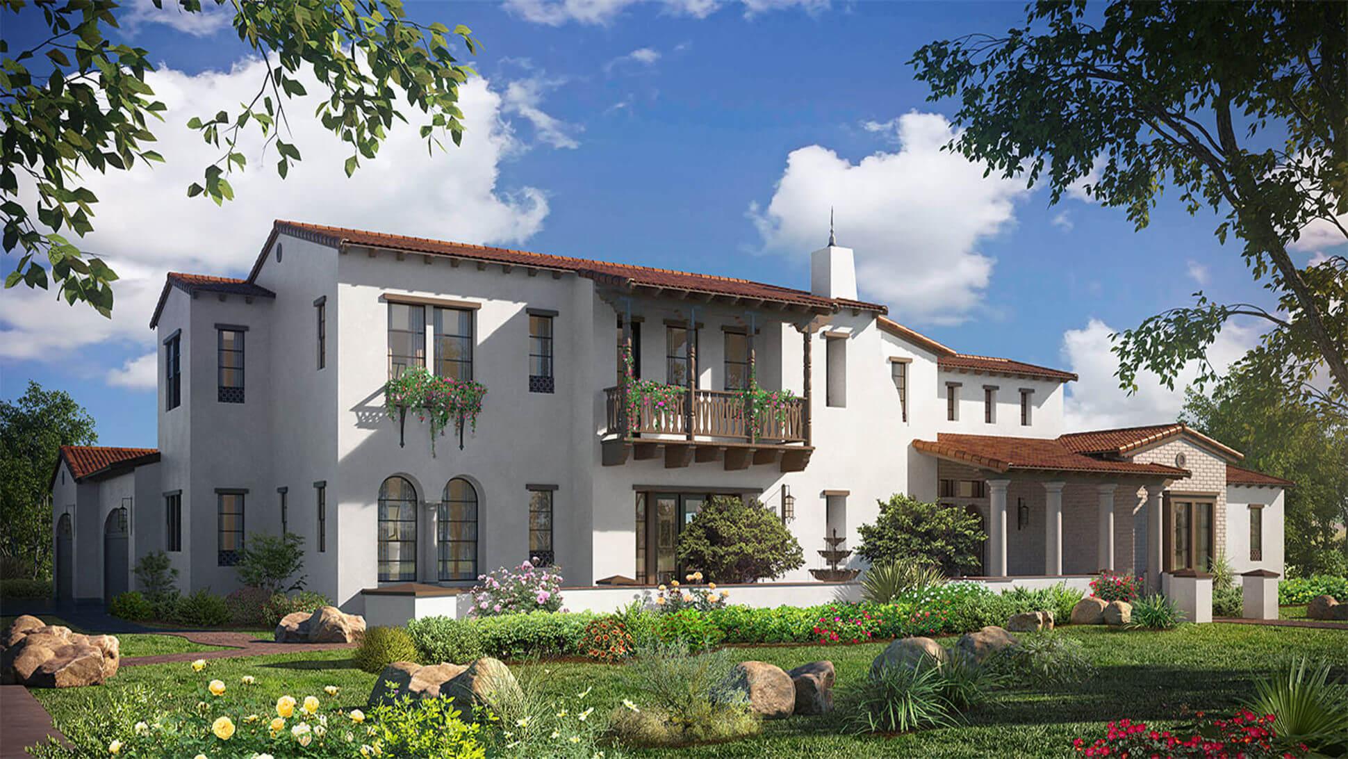 Artesian Estates New Homes In Del Sur North County New