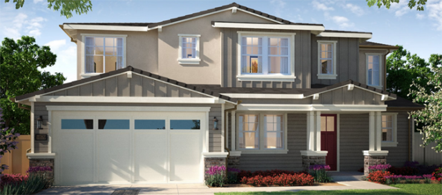 New homes in Encinitas at Laurel Cove. Single family homes for sal. New construction
