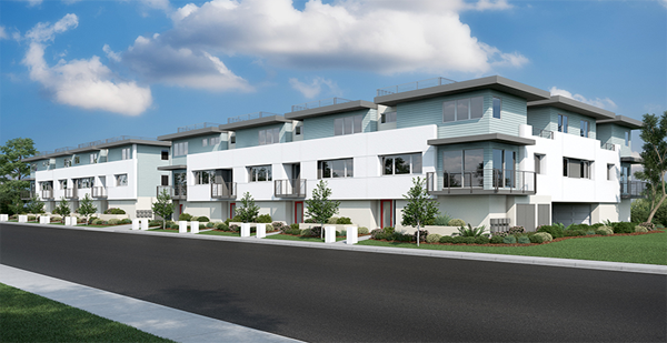 New homes and townhomes in Oceanside, CA. New construction homes near the beach and downtown Oceanside.