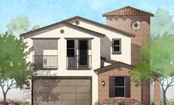 New homes in San Marcos, CA. Single family new construction homes for sale.