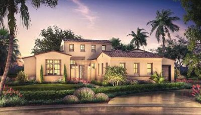 New homes in Encinitas at One Oak. Luxury single family homes for sale. One and two story homes. New construction. new home floor plans.