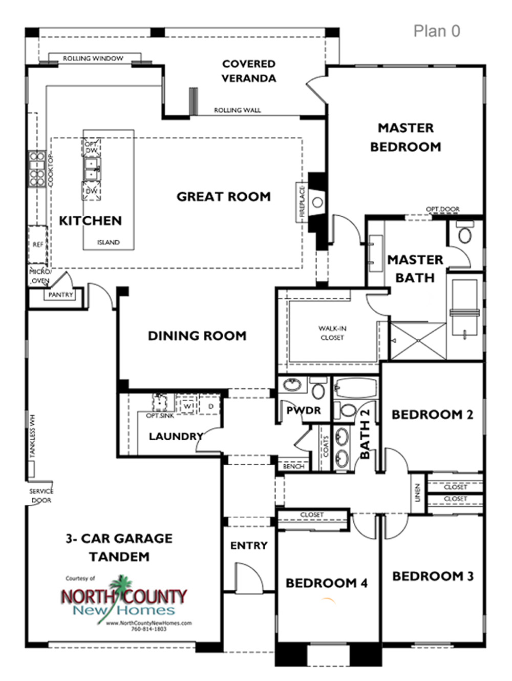 Floor Plans Lanai Ii New Homes In Carlsbad North County New Homes