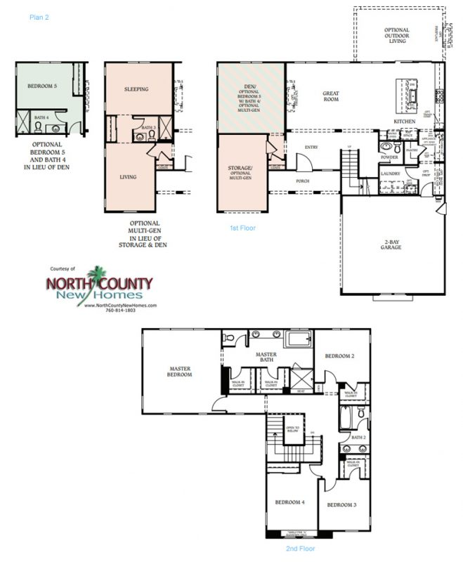 New Homes In Bonsall - North County New Homes