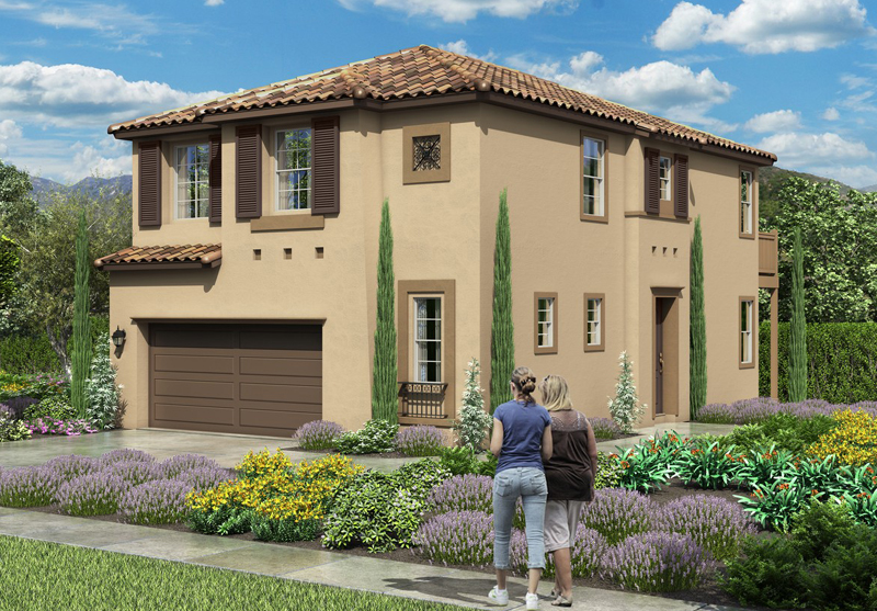 New homes in Oceanside, CA. Altura new single family homes. Pacific Ridge Rancho Del Oro. Detached single family homes. North County San Diego