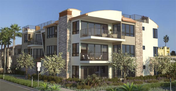 New homes and condos in Oceanside CA.