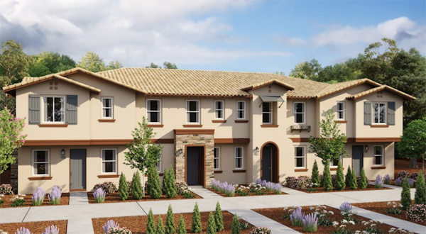 New homes in Oceanside, CA. Two-story new construction townhomes for sale.