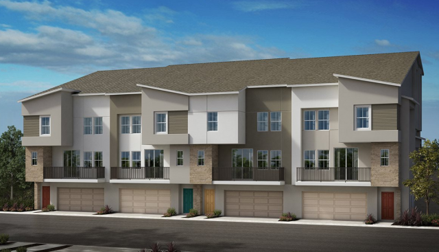 New homes & Condos in San Marcos, CA. New townhomes for sale. New cosntruction homes in North County San Diego at Viewpointe in San Macos, CA