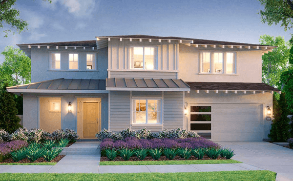 12 Pacific. Carlsbad New Homes. 4 Floor plans. New single story and two story homes for sale in Carlsbad CA. New construction homes. Single family detached. Homes in San Diego North County.