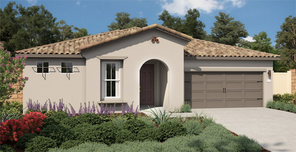 Single story and two story new homes in Fallbrook, CA. New construction homes for sale in San Diego North County