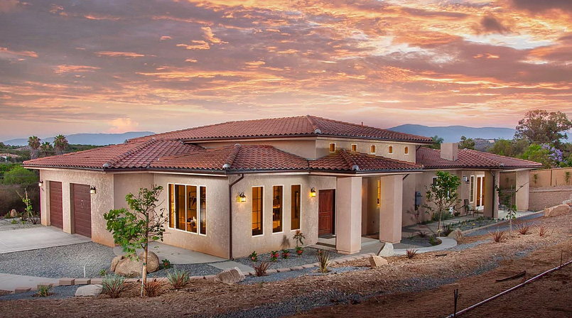 Stone Summit Estates New homes in Valley Center, CA. Single story homes. Custom estate homes. New construction homes in San Diego North County. Equestrian Zoned. 2 to 8 acre lots